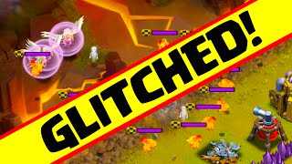 Clash of Clans ♦ TRUE GLITCHES ♦ What Are These Troops DOING?! ♦ CoC ♦
