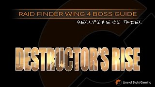 LFR Wing Preview: Destructor