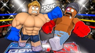 I'm the WORST boxer ever in Roblox!
