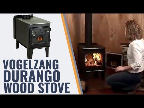Vogelzang Durango Wood Stove - Vogelzang Durango Wood Stove - YouTube