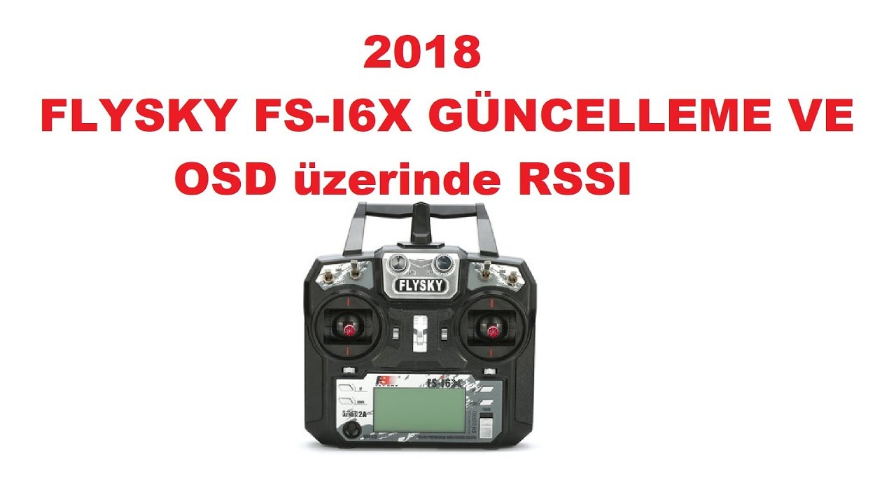 Discussion FlySky x6b RSSI in OSD with betaflight omnibus F3