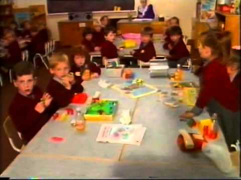 St Johns National School Breaffy - Official opening 17.09.1990
