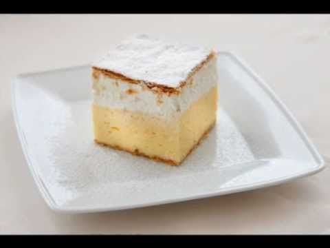 How To Make Vanilla Cream Cakes Recipe Custard Cakes Quick And