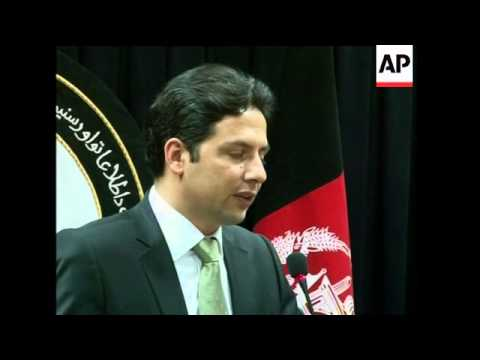 Afghan Presidential spox on minerals,  alleged Pakistani ISI support for Taliban