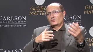 Mansour Javidan: What is the Global Mindset? - Global Matters