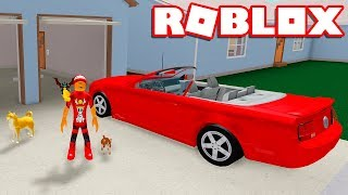 Roblox → I BECAME AN ADULT in the REAL LIFE SIMULATOR (LIFE CYCLE)!! -Roblox Growing Up 🎮