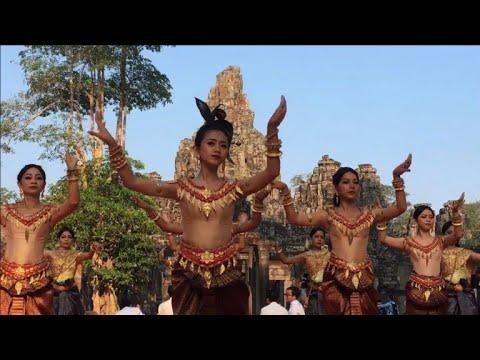 Cambodia ushers in Khmer New Year