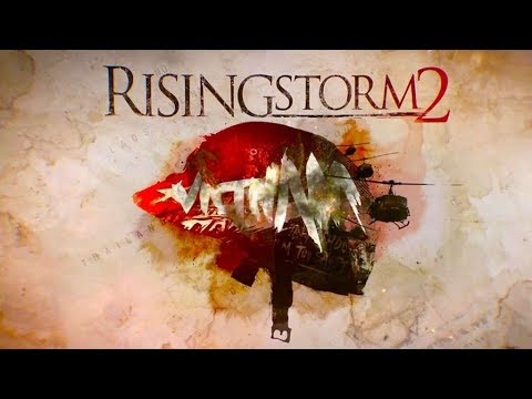 Let`s try Rising Storm 2: Vietnam #001 Der Kampf ums überleben!!!