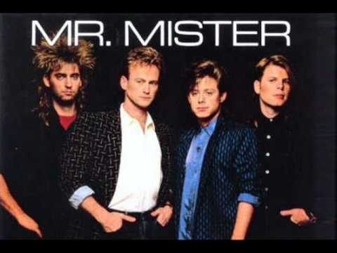 MR. MISTER- BROKEN WINGS