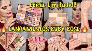 🔥 LANÇAMENTOS RUBY ROSE - EDIÇÃO LIMITADA!