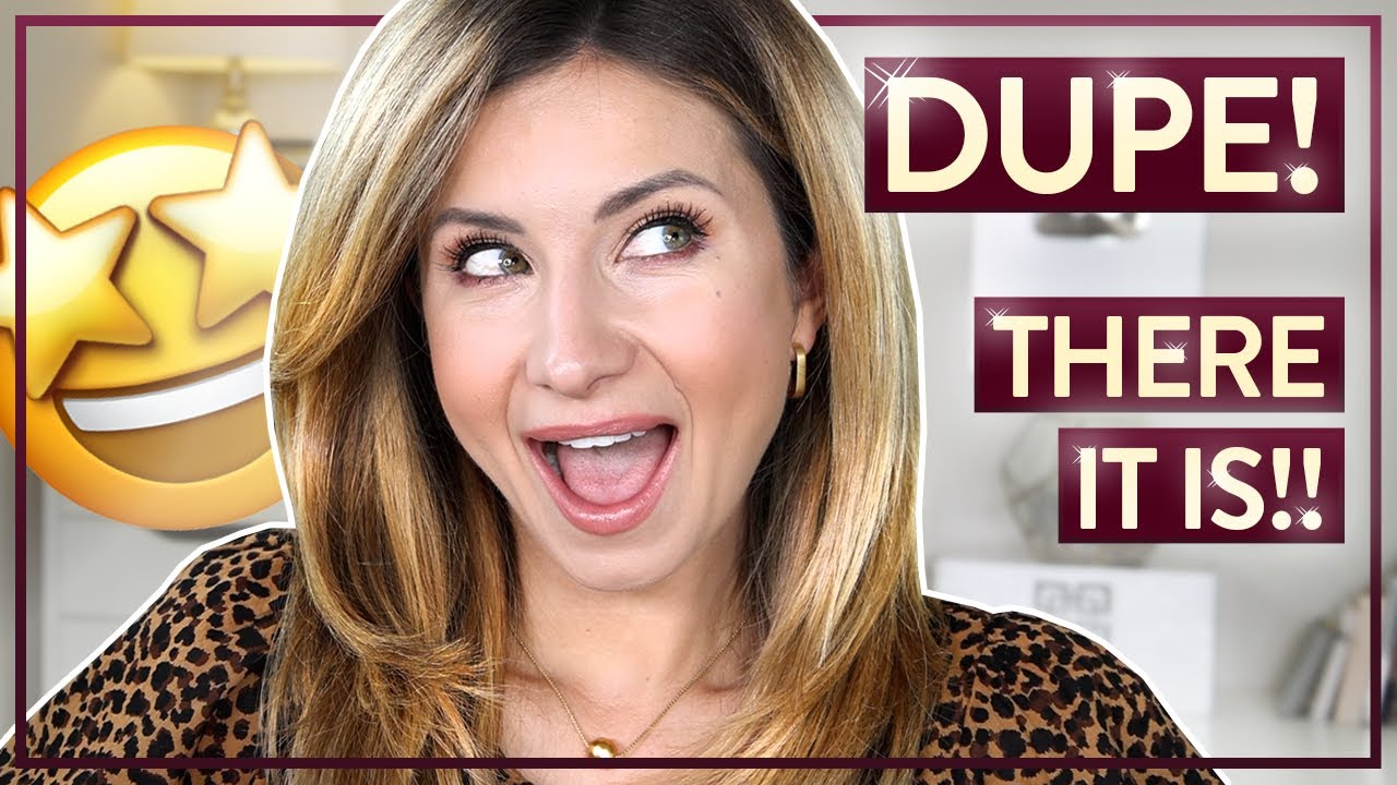 5 FAVORITE Dupes! TOP Dupes as Good As High End!