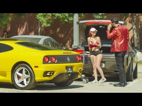 GOLD DIGGER PRANK PART 4! | HoomanTV