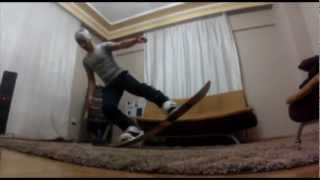 Snowboard Burton Costom Home Training Vol1