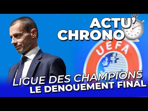 Comment terminer la LIGUE DES CHAMPIONS ? Le FINAL 8 est lancé ! ⚽️ Actu'Chrono #5