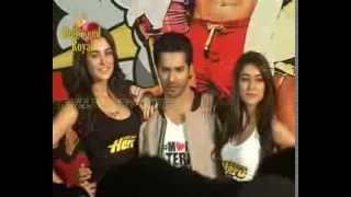 Trailer Launch of the film Main Tera Hero  2