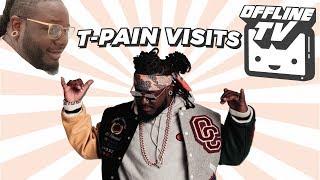 T-PAIN VISITS OFFLINETV ft. Fedmyster, Lilypichu, Scarra, Pokimane, DisguisedToast, Yoona & Mendo