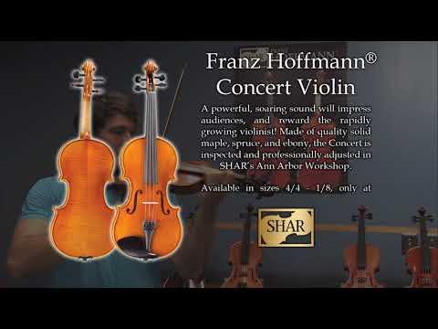 Franz Hoffmann® Concert Violin