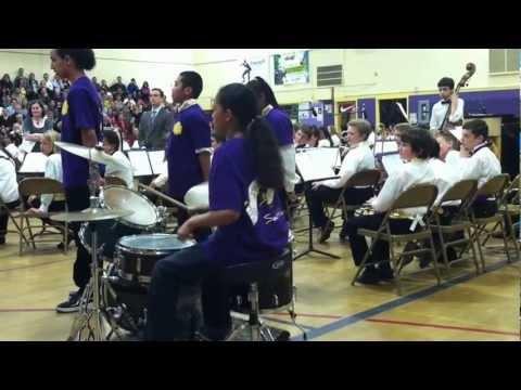 Washington Middle School Concert 2012