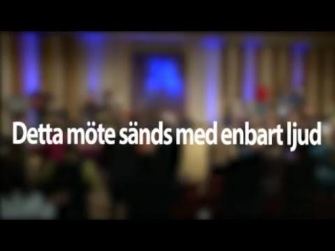 2 September 2018 Lovsångsmöte med Petri Kosonen