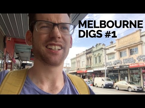 Day 1 - Melbourne Record Store Digs: Plug Seven Records + Finds.