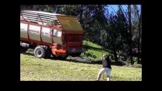 Seilspill Seilwinden Emmental Entlebuch Landwirtschaft Berge Zillertal Traktionswinde