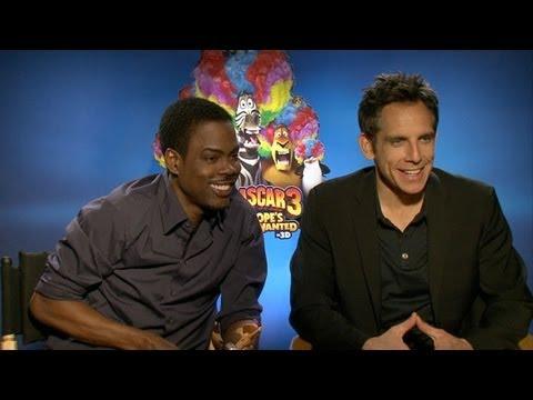 Madagascar Mayhem: Chris Rock, Ben Stiller and surprise call from Jerry Seinfeld