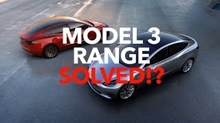 Model 3 Range Solved!? | Model 3 Owners Club