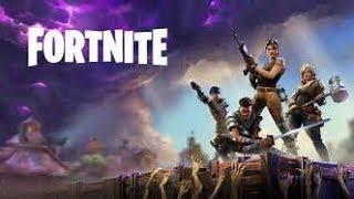 Fortnite Battle Royale: Duo late-night stream