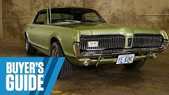 Mercury Cougar | Buyer's Guide