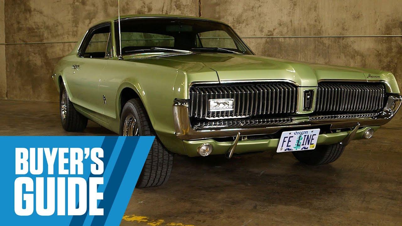 Mercury Cougar | Buyer\'s Guide - YouTube