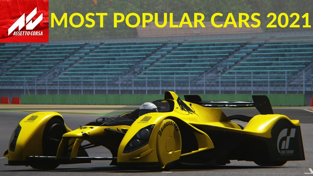 Best FREE Car Mods Assetto Corsa