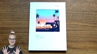 Unboxing/review of winner 위너 second korean single album our twenty for (for dream version). bought from catchopcd. the comes with a cd, photobook and a...