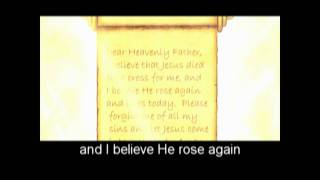 Come Into My Heart Lord Jesus -- music video