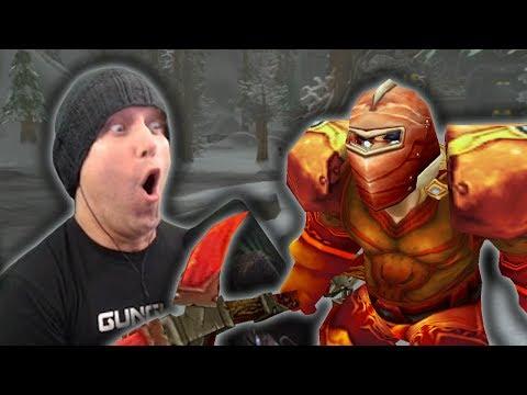 DEATH BREATH - Frost DK Battleground PvP Highlights - Legion 7.2.5