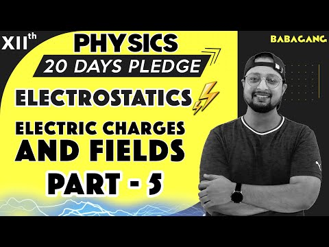 #2 Class 12| Coulomb's Law-1|Objective Questions| Electrostatics- Physics Baba