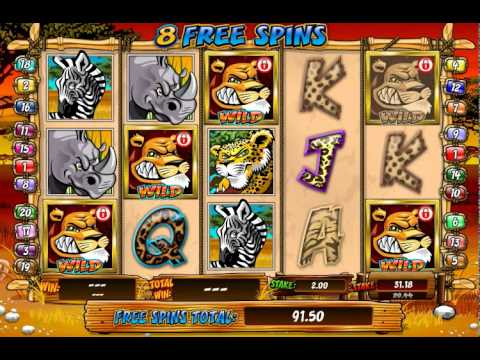 Wild Gambler Слот