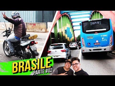 GLI ULTIMI GIORNI IN BRASILE 🇧🇷 - (TOUR IN MOTO) CHE SPETTACOLO