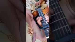 Nỗi Buồn Mẹ Tôi - Guitar Solo (mitxi Tòng)
