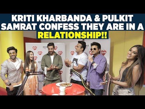 Kriti Kharbanda & Pulkit : 'Yes,We are in Relationship!' Mp3