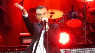 Hurts Confide In Me Sziget Festival 08 08 2012
