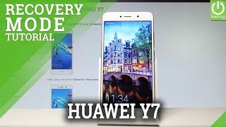 How to Open eRecovery Mode in HUAWEI Y7 |HardReset.info