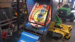 Skee Ball Lightning Arcade Game