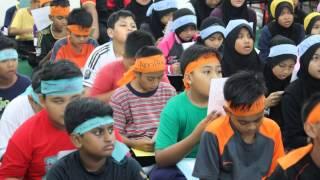 SAFC - Kem Jati Diri & Sahsiah SK Seri Suria 2013