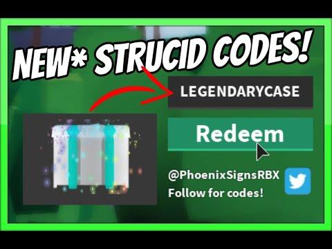 Strucid Codes 2019 Twitter | StrucidCodes.org
