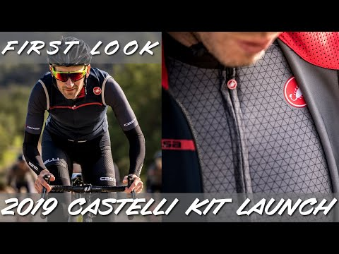 2019 Castelli Team Sky Kit Launch - First Ride Impressions