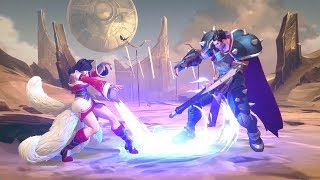 LEAGUE OF LEGENDS FIGHTING GAME (PROJECT L) REVEALED!