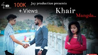 Ek Mera Yaara Ek Odi Yaari - Khair Magda   Kahi Ban Kar Hawa - Part 2   Hindi Sad Song 2019