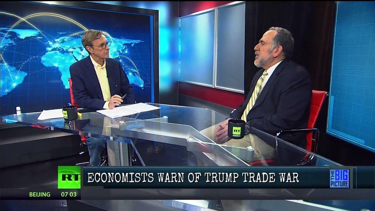 Trump Says 'Trade Wars Are Good,' Sending S&P 500, Dow Jones Futures Tumbling