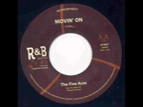 The Five Aces - Movin' On