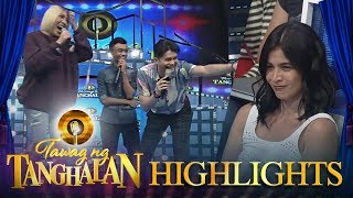 Tawag ng Tanghalan: Vice and Vhong tease Anne